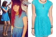 Google Image Result for http://stealherstyle.net/wp-content/uploads/2012/06/carly-rae-jepsen-blue-lace-dress.jpg