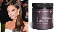 Victoria Beckhams New Superfood Discovery: Bee Panacea