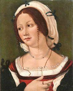 Bartolomeo Veneto (active 1502-46)