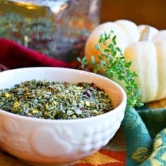 Tuscan Herb Spice Mix