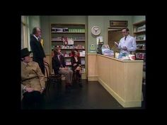 Chemist Sketch - Monty Python's Flying Circus