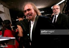 Special Merit Award recipient Barry Gibb attends The 57th Annual GRAMMY Awards at STAPLES Center on February 8, 2015 in Los Angeles, California./eo
