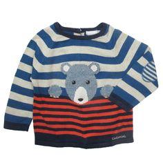 Catimini | too-short - Troc et vente de vêtements d'occasion pour enfants Boys Sweaters, Crochet Motif, Pulls, Kids Fashion, Baby Boy, Boutique, Shorts, Knitting, Children