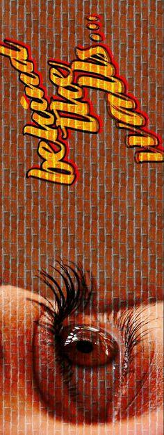 Brick Lane, Neon Signs, Brick Road