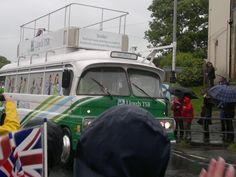 The Lloyds TSB Bus