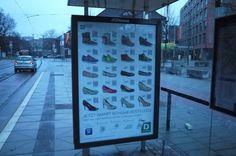 Praxistest: QR-Code Shopping bei Deichmann via City-Light-Poster