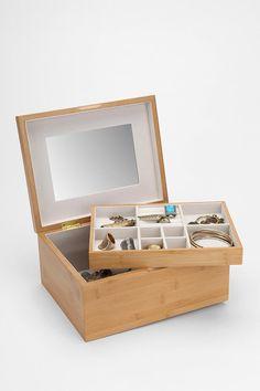 Sydney Jewelry Box