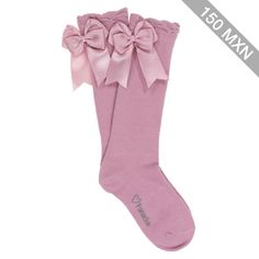 07a4437065406 19 amazing Socks for Frocks images | Frocks, Satin bows, Tights