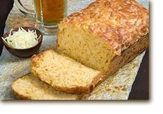 Three Cheese and Beer Quick Bread Recipe
