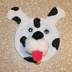 Craft Idea: Turn CDs into Cute Animals: How to Make a CD Dog Craft