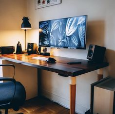 821 Best Desk Setup Images In 2020