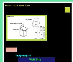Goldfinch Birdhouse Plans Free 135007 - The Best Image Search ...