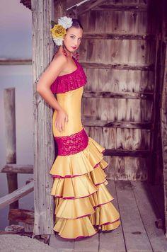 Mari Carmen Juliá - Moda Andaluza