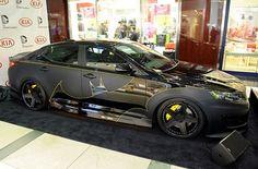 Batman-Themed-Kia-Optima