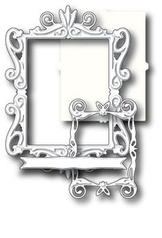 MB victorian frame set    Joans Gardens | Paper crafting products for card making and scrapbooking.