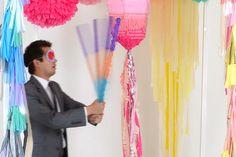 Custom Chandelier Piñata | Kid's Parties | Little Gatherer