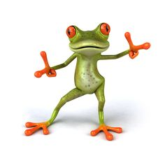 3d frog images - Google Search