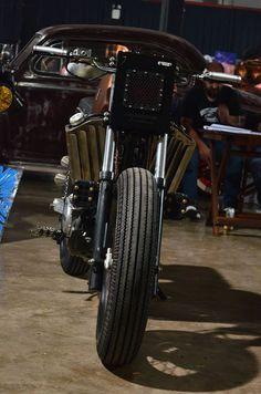 Scrambler by Vida Bandida Motocicletas #motorcycles #scrambler #motos | caferacerpasion.com