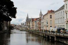 Gent, la capitale intellettuale delle Fiandre - #visitgent Ghent, Belgium, Europe - travel - tourism