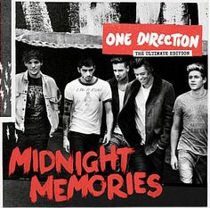 One Direction - Midnight Memories (Deluxe Edition) | JBHIFI | $20