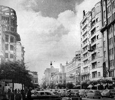 Rua XV de Novembro, 1953.
