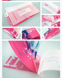 booklet / sample portfolio / leave behind