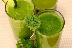 Aprenda a fazer suco verde desintoxicante - NUTRIÇÃO - Viva Saúde