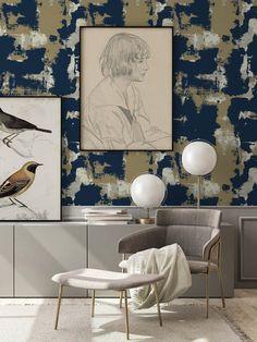 Clyfford I Wallpaper | Jupiter 10