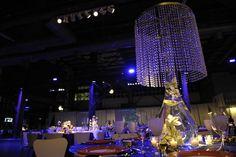 Las Vegas styled celebration at URBN  {Design: TableArt | Photo: Christine Foster Photo}