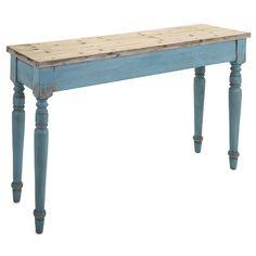 Lark Manor Alec Wooden Console Table