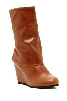 Leuven Alexander Noa Wedge Boot