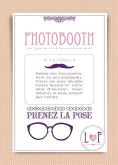 Résultats de recherche d'images pour « pancarte photobooth mariage »