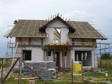 DOM.PL™ - Projekt domu HG-C1A CE - DOM AL1-60 - gotowy koszt budowy Home Design Plans, Home Fashion, Gazebo, Outdoor Structures, House Design, Cabin, House Styles, Home Decor, Style