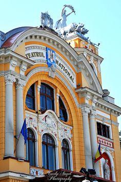 Cluj-Napoca Beautiful Castles, Beautiful Buildings, Bucharest Romania, Scenery Wallpaper, Bosnia And Herzegovina, Albania, Comfort Zone, Cool Places To Visit, Croatia