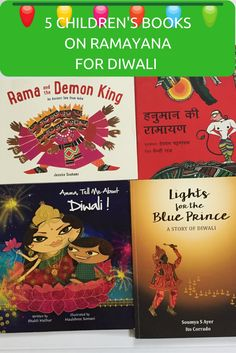 Why do we celebrate Diwali? We have a book recommendation for children for every age from Preschoolers to Tweens & Teens!   http://www.indianmomsconnect.com/2016/10/19/5-childrens-books-ramayana-diwali/