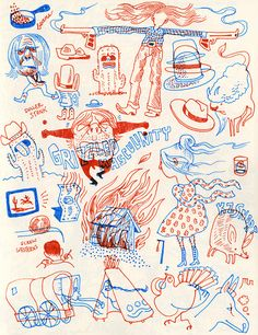 Red and Blue Notes on SVA Portfolios