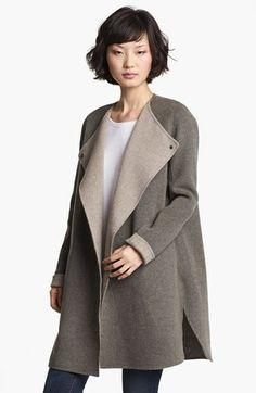 Vince Wool Blend Coat | Nordstrom