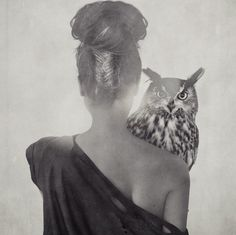 'History of the Senses' from the new 'Year of the Bird' - Hannah Lemholt Fine Art series for Love Warriors - Launching Soon. Laura Lee, People Photography, Art Photography, Image Deco, Love Warriors, Foto Art, Art Series, Journey, Jolie Photo