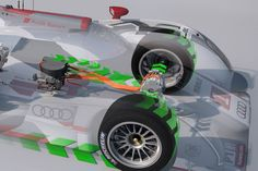 Williams Hybrid Power - The flywheel system behind the 2013 Audi