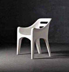 Stuhl / Gartenstuhl RUSSELL von SERRALUNGA versch. Farben kaufen im borono Online Shop
