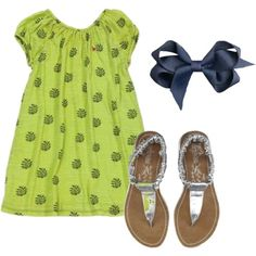 A bright look for those hot days - from @Joshua Santor.com - via @BabyCenter