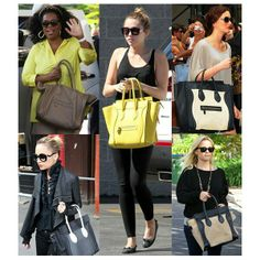 34e871d188e7 Celebs rocking Celine Celine Bag, Celine Luggage, Celine Handbags, Luggage  Bags, Cute