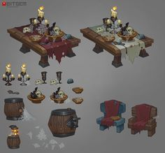 AwesomeConcept Art Coming Up! I think it's time to tell...