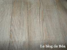 Vieillir le bois DIY fabriqué un plateau en bois de palette