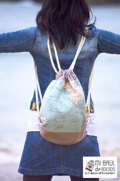 b6112c7f4 Esta mochila será el complemento ideal en tus paseos, de viaje o excursión.  Con