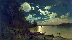 Magnus Hjalmar Munsterhjelm October Tuulos - 2 April Helsinki) was a Swedish-Finnish landscape painter. Nocturne, Nordic Art, Social Art, Classical Art, Romanticism, Art Studies, Impressionism, Dusk, Light In The Dark