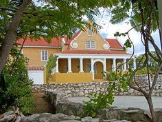 Landhuis Zeelandia, Willemstad, Curacao