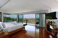 Powerful Holiday Statement: 7 Bedroom Villa Beyond in Phuket, Thailand - http://freshome.com/2013/08/09/imposing-seven-bedroom-luxury-retreat-in-phuket-thailand-villa-beyond/