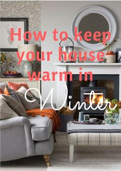 Whether you're after small steps to make your home that little bit toastier or are looking at completely refurbishing it to make it as energy efficient as possible, there are plenty of things you can do to prevent unwanted draughts. We've put together some tips on how to keep your house warm in winter, and have also asked a few experts for their pointers on staying snug. #thebeastfromtheeast #winter #snow #cold #winteriscoming