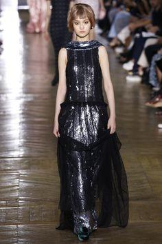 Ulyana Sergeenko Fall 2016 Couture Collection Photos - Vogue